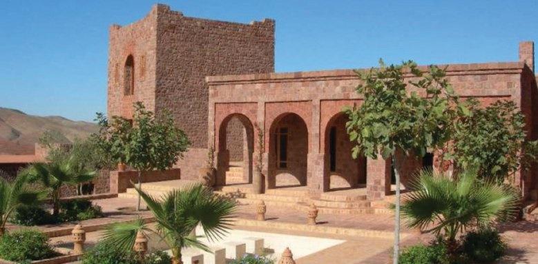 Kasbah Angour, exterior
