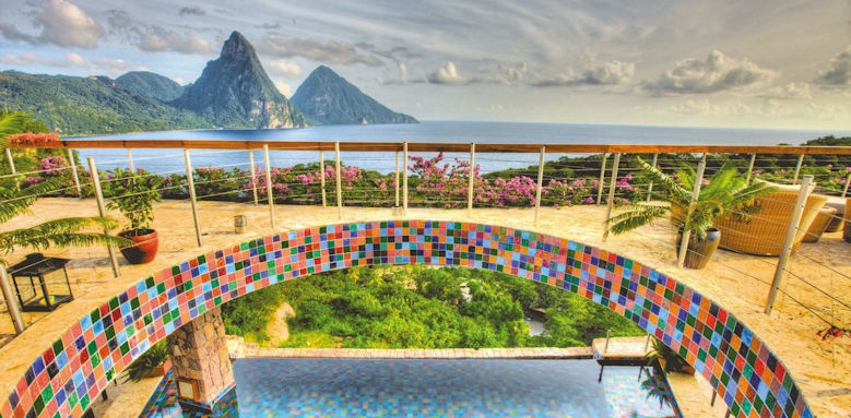jade mountain, celestial terrace