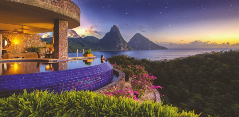 jade mountain, sanctuary