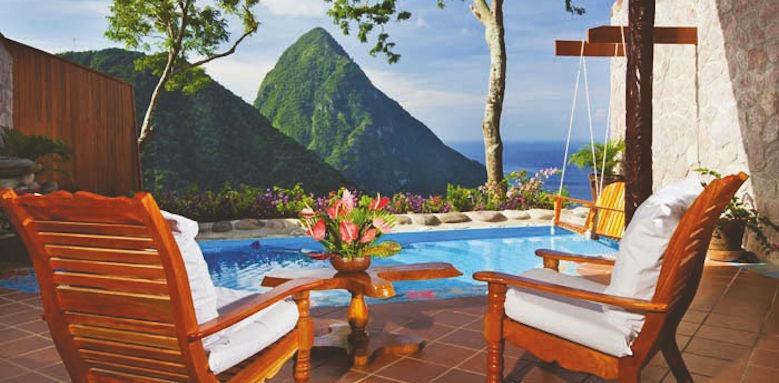Ladera resort,  suite at paradise ridge