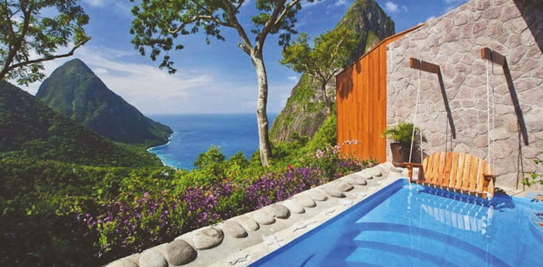 Ladera resort,  suite swing