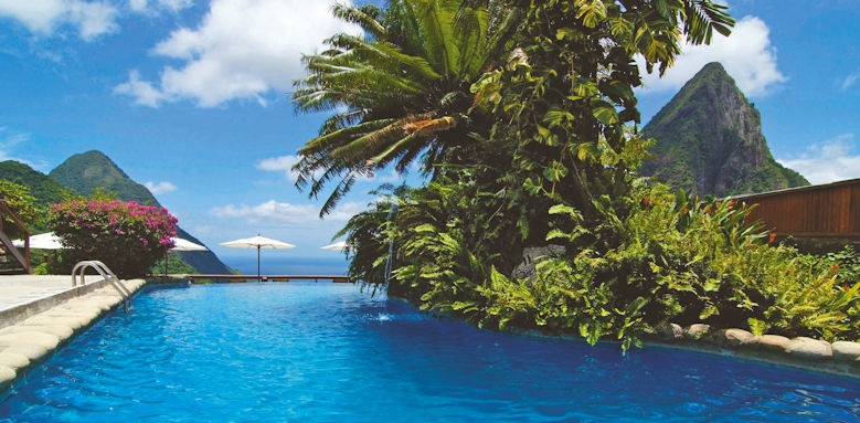 Ladera resort,  pool