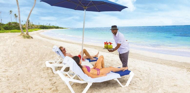 serenity at coconut bay, beach