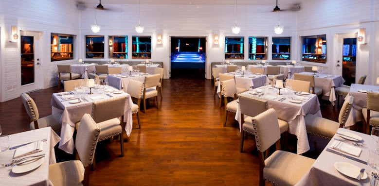 Serenity at Coconut Bay, restaurant