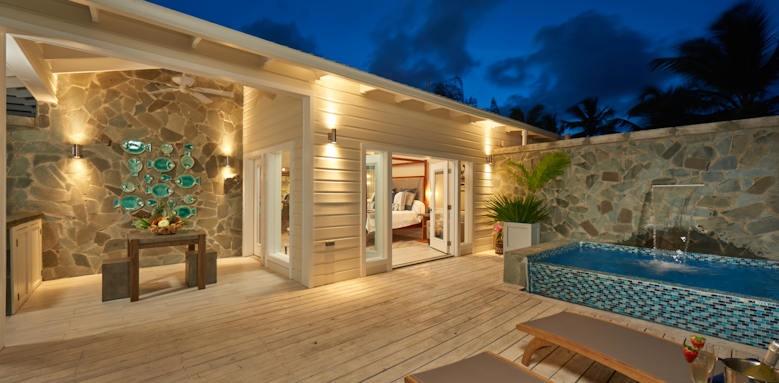 Serenity coconut bay, patio