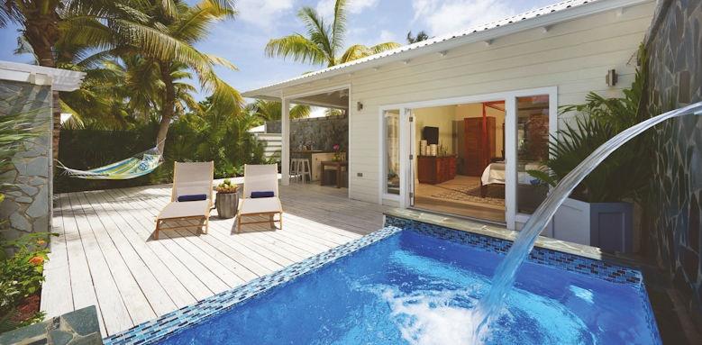 serenity at coconut bay, premium suite