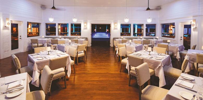 serenity at coconut bay, serenity restaurant