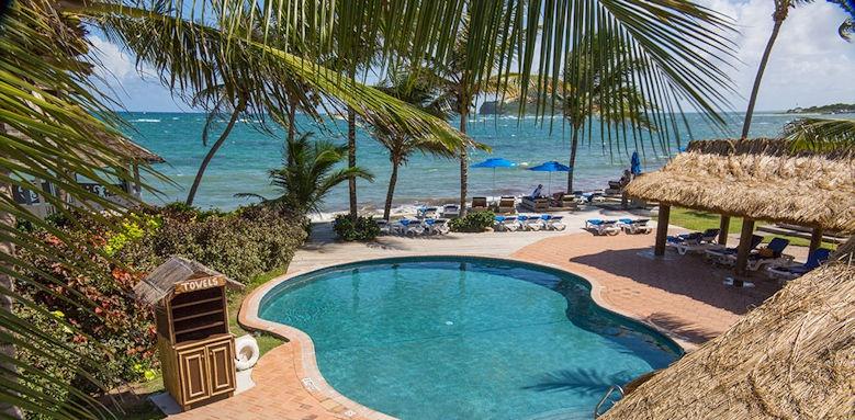 Coconut Bay, harmony tiki pool