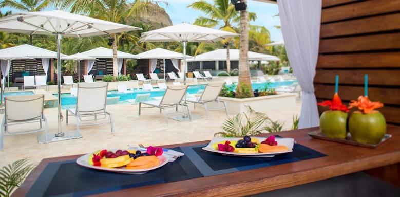 Serenity at Coconut Bay, fruit