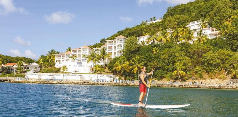 windjammer landing villa beach resort, beach