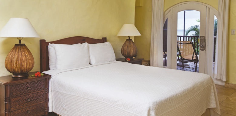 windjammer landing villa beach resort,  Ocean view room