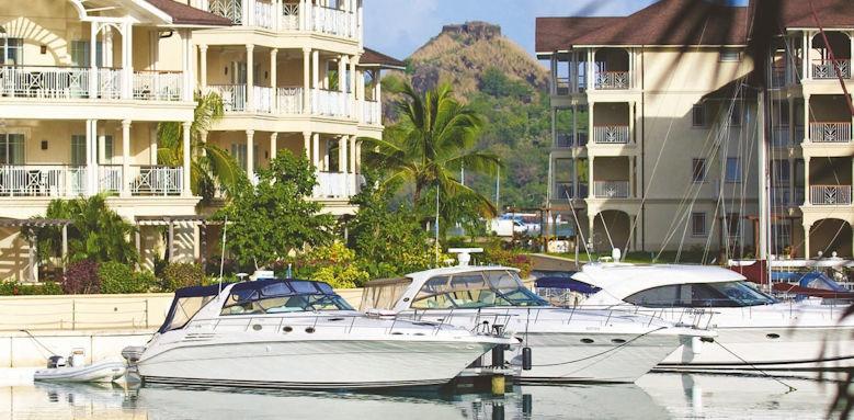 the landings resort & spa, marina