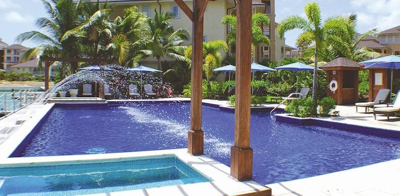 the landings resort & spa, pool