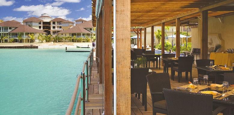 the landings resort & spa, beach club