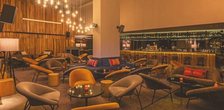 Radisson Blu Hotel Marrakech, bar lounge