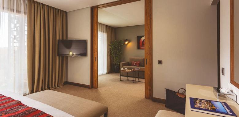 Radisson Blu Hotel Marrakech, junior suite