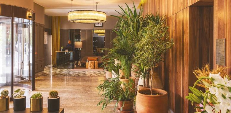 Radisson Blu Hotel Marrakech, lobby