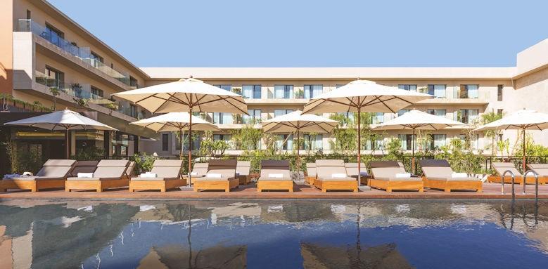 Radisson Blu Hotel Marrakech, pool
