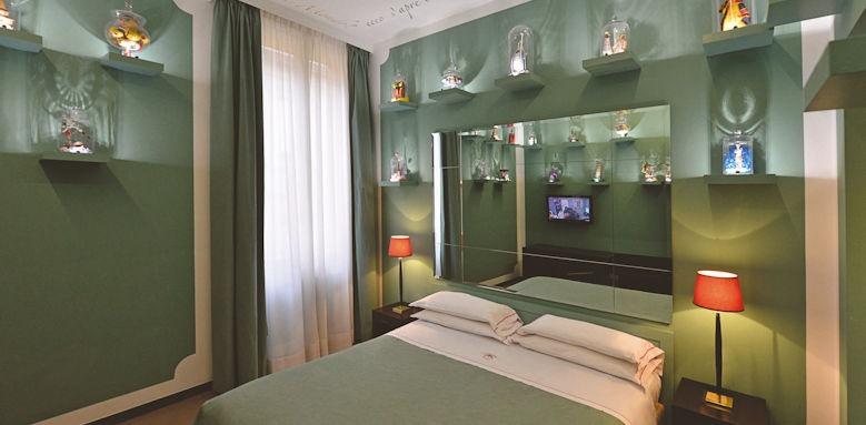 Al Capello Rosso, classic room