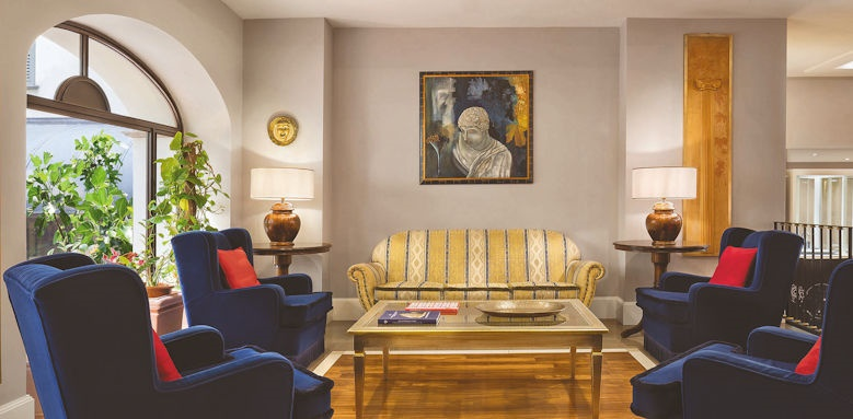 Sina Maria Luigia, lounge