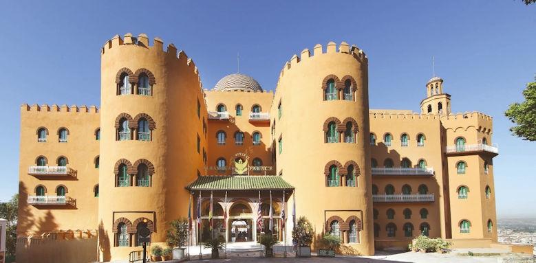 Alhambra Palace, entrance