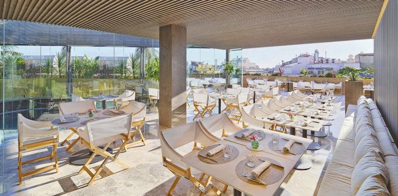 The One Barcelona, restaurant