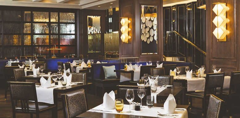 Hilton Vienna Plaza, restaurant