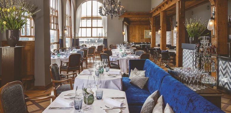 Storchen Zurich, restaurant