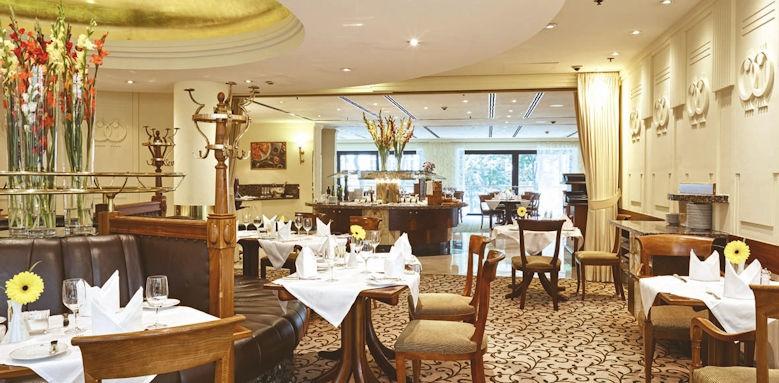 Grand Hotel Wien, restaurant