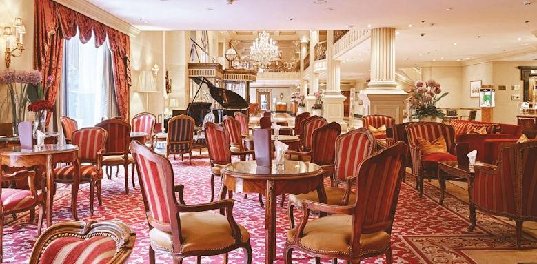 Grand Hotel Wien, rosengarten
