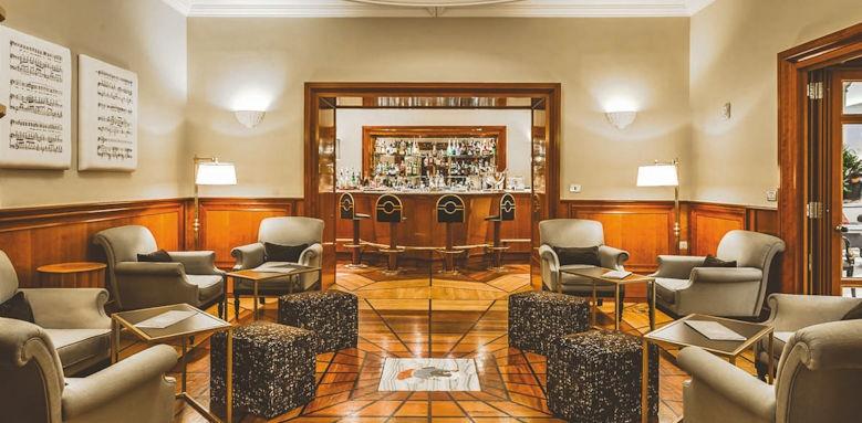 Grand hotel de la Minerve, bar