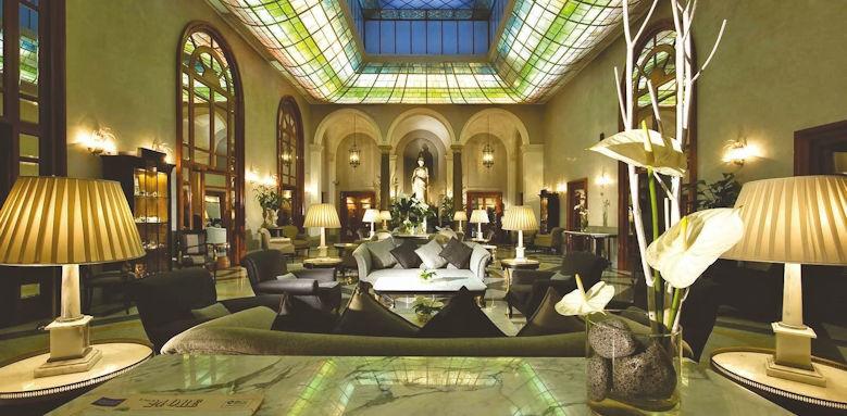 Grand Hotel de la Minerve, lobby