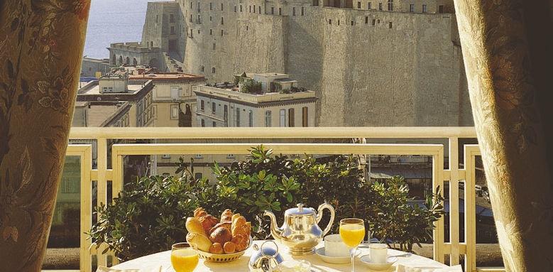 Grand Hotel Vesuvio, view