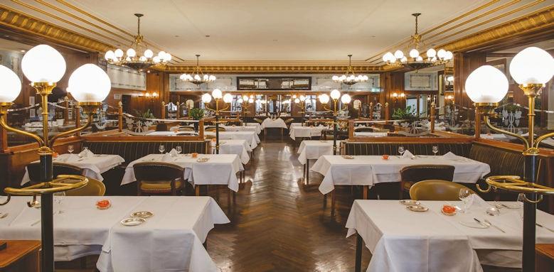 Schweizerhof Bern, restaurant