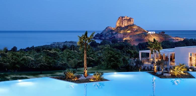 Ikos Aria, pool