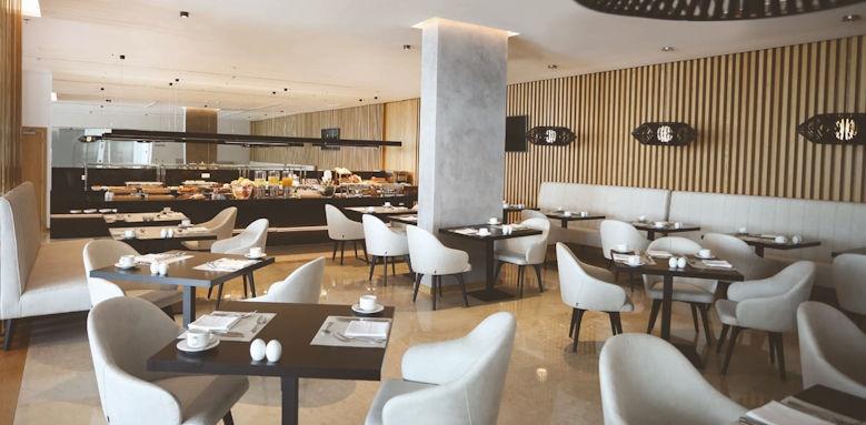 Iberostar Lisboa, buffet restaurant