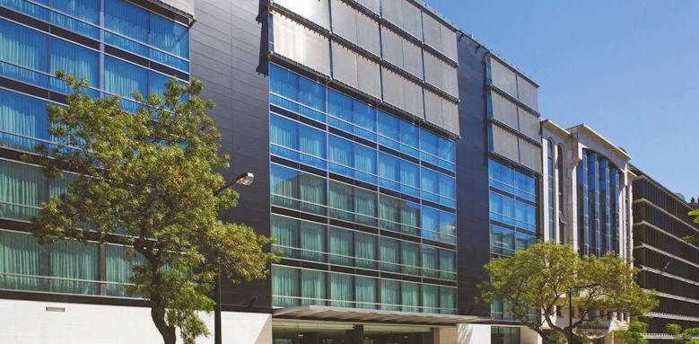 Iberostar Lisboa, facade