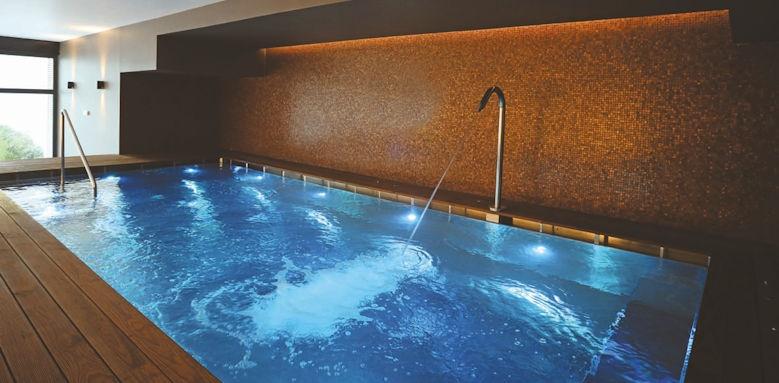 Iberostar Lisboa, spa pool