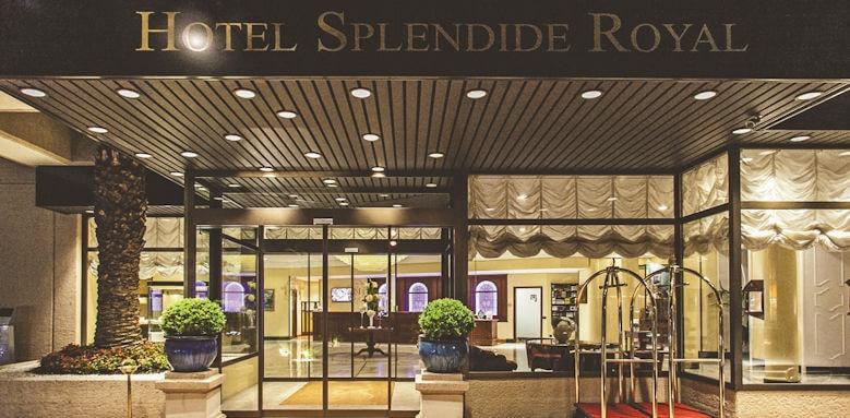 Hotel Splendide Royal Lugano, lobby