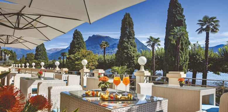 Hotel Splendide Royal Lugano, restaurant