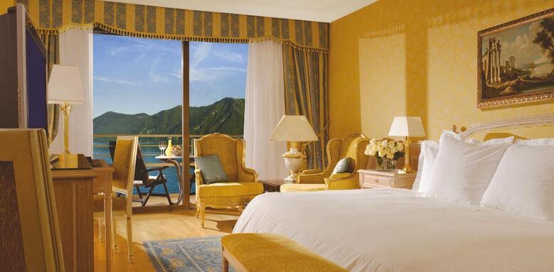 Hotel Splendide Royal Lugano, bedroom