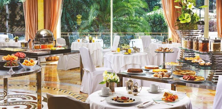 Parco Dei Principi Grand Hotel & Spa, breakfast