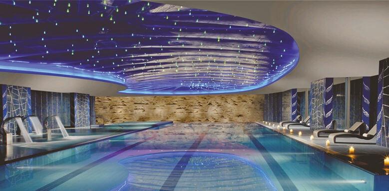 Parco Dei Principi Grand Hotel & Spa, indoor pool