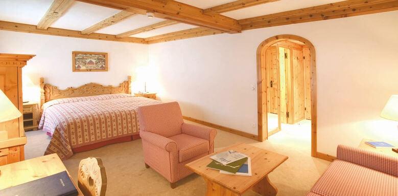 Hotel Crystal, bedroom