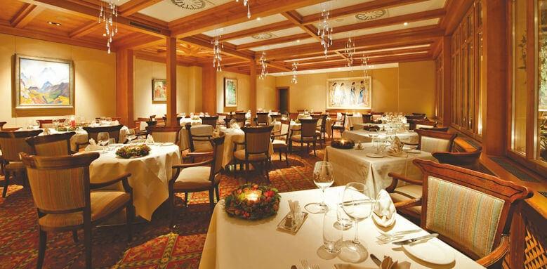 Hotel Crystal, dining