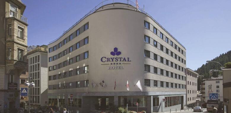 Hotel Crystal, St Moritz