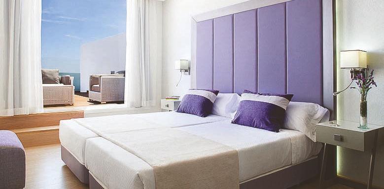Hotel Torre Del Mar, duplex suite