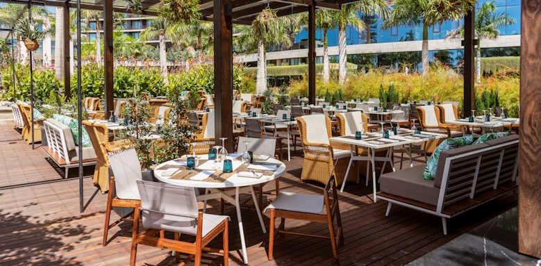 Savoy Palace, Alameda Restaurant