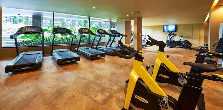 Savoy Palace, gym