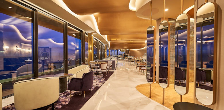 Savoy Palace, vip lounge